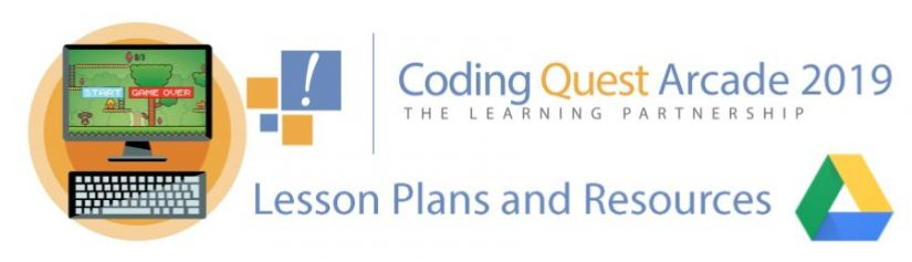 Click here for all of the teacher resource files for Coding Quest 2019
